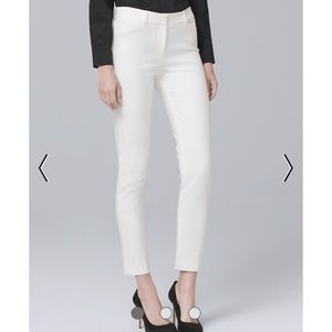 WHBM  Slim Ankle Comfort Stretch Pants-Size 0